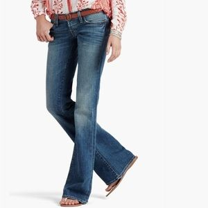 Lucky Brand Low Rise Flare Jeans